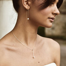 Pearl Drop Wedding Jewellery
